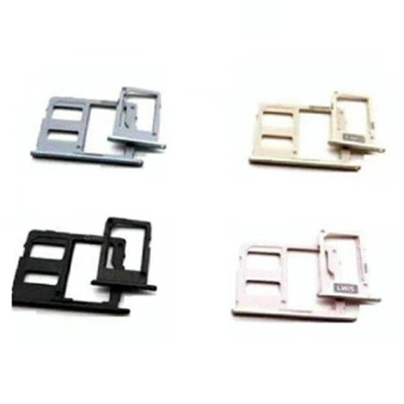 Slot Holder Dual For Samsung Galaxy J400 J400F J400DS J400G J400M SD Reader Socket SIM Card Tray