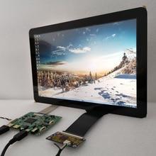 "10.1 ""2 k display toque módulo kit para pi 4 e android win8 10 sistema ips visão completa 2560x1600"