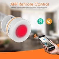 Tuya Motion Sensor Pir Detector Wifi Motion Sensor Smart Life App 3 In 1 Wireless Home Security Temperature And Humidity System