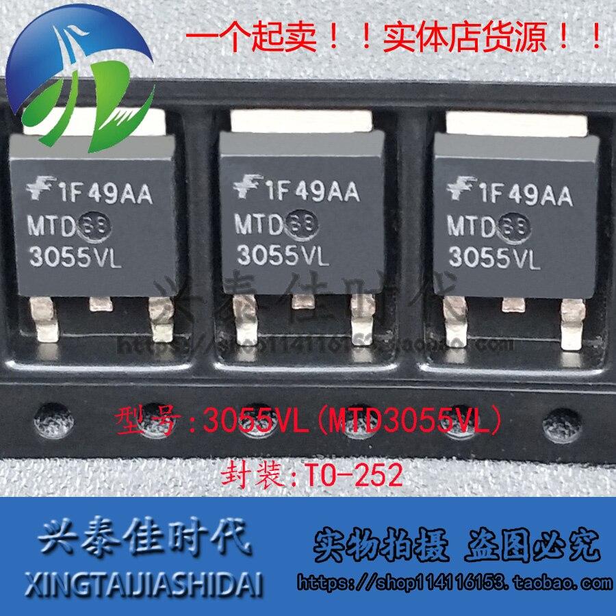 original-nuevo-5-uds-3055vl-mtd3055vl-a-252
