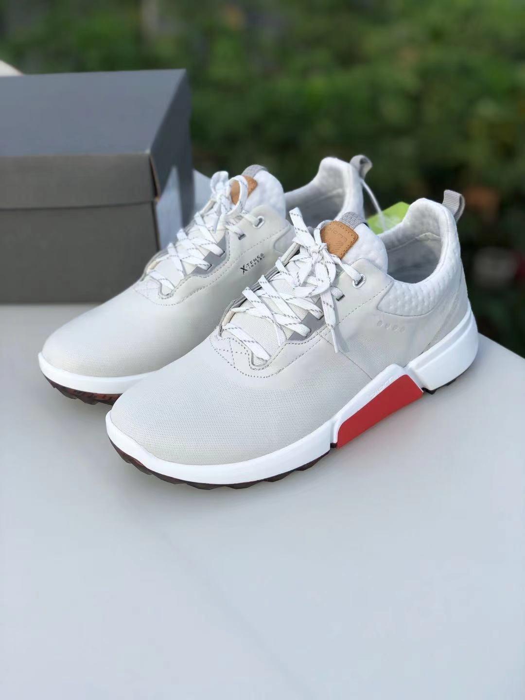 2021 جديد الموضة الرجال حذاء جولف الرياضة في الهواء الطلق أحذية رياضية جلدية الذكور أحذية المشي غير رسمية الاتحاد الأوروبي 39-44 4 ألوان