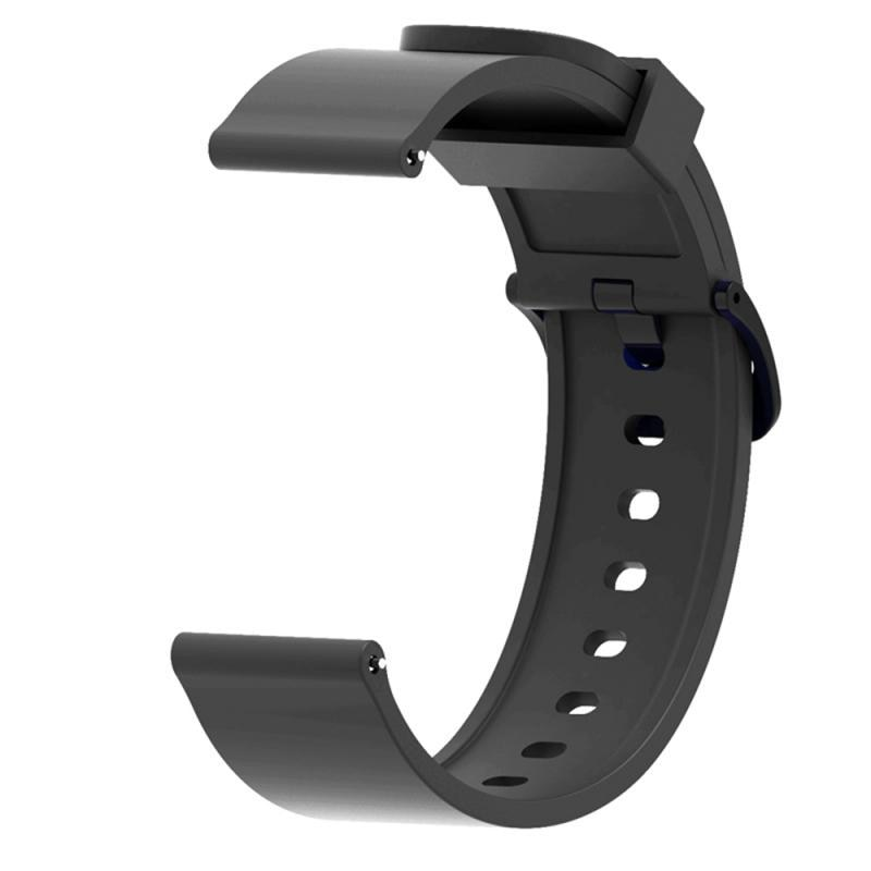 Adjustable Smart Watch Silicone Strap For Xiaomi Huami Amazfit BIP Good-looking Wearable Devices Smart Accessories