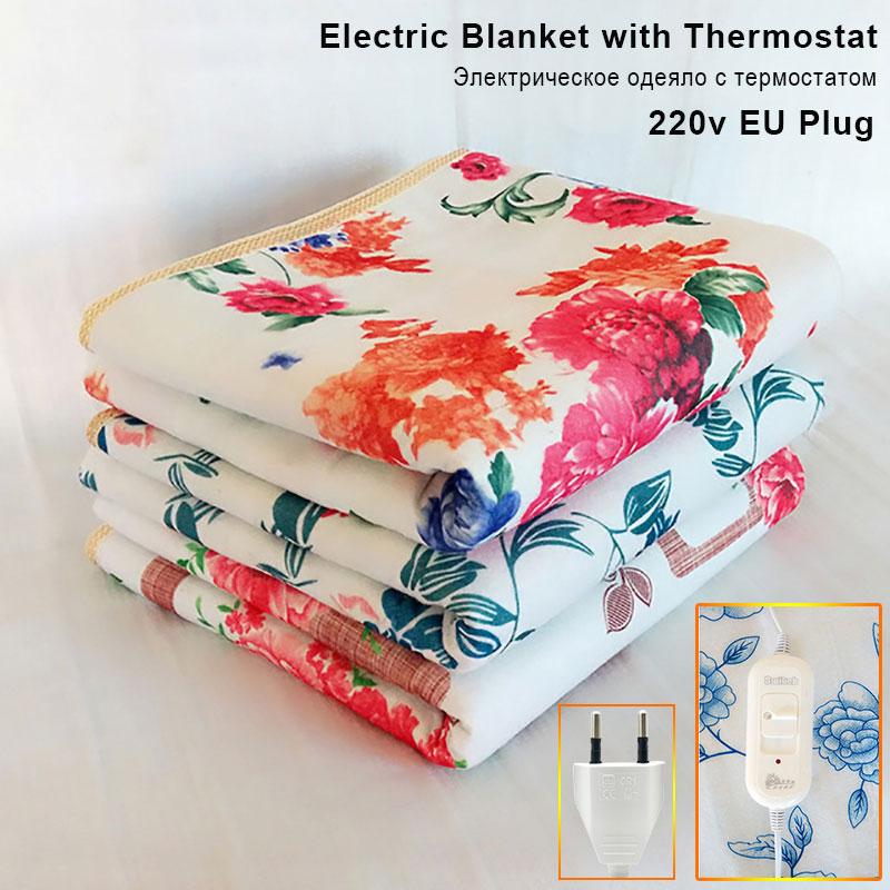 waterproof electric heating pad heater warmer mat blanket for pet Electric Blanket 220v Double Heating Blanket Warmer Bed Mattress Electric Heated Carpets Mat Heater for Winter Products