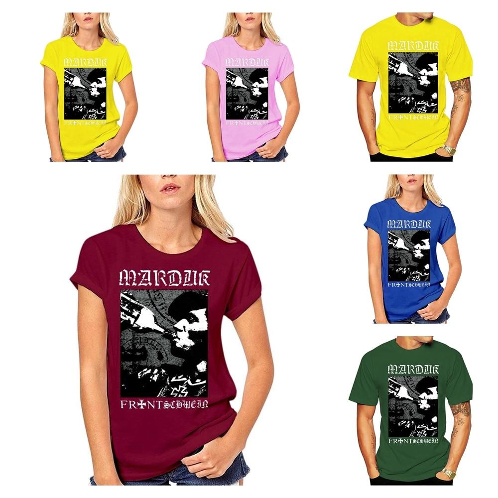 Camiseta Marduk Frontschwein para S-m-l-xl-2xl, nueva prenda oficial de alta fidelidad, Magasin,...