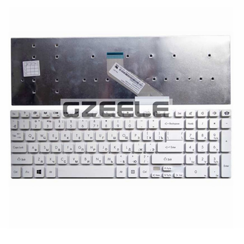 Новая русская/RU Клавиатура для ноутбука Packard Bell EasyNote TV43HC TV43HR TV44HC TV44HR TV43CM TV44CM TV11HC MP-07F36D0-528