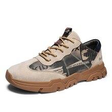 Homme cuir chaussures mode 2020 hiver chaussures décontractées mâle daim cuir baskets hommes marche chaussures Design