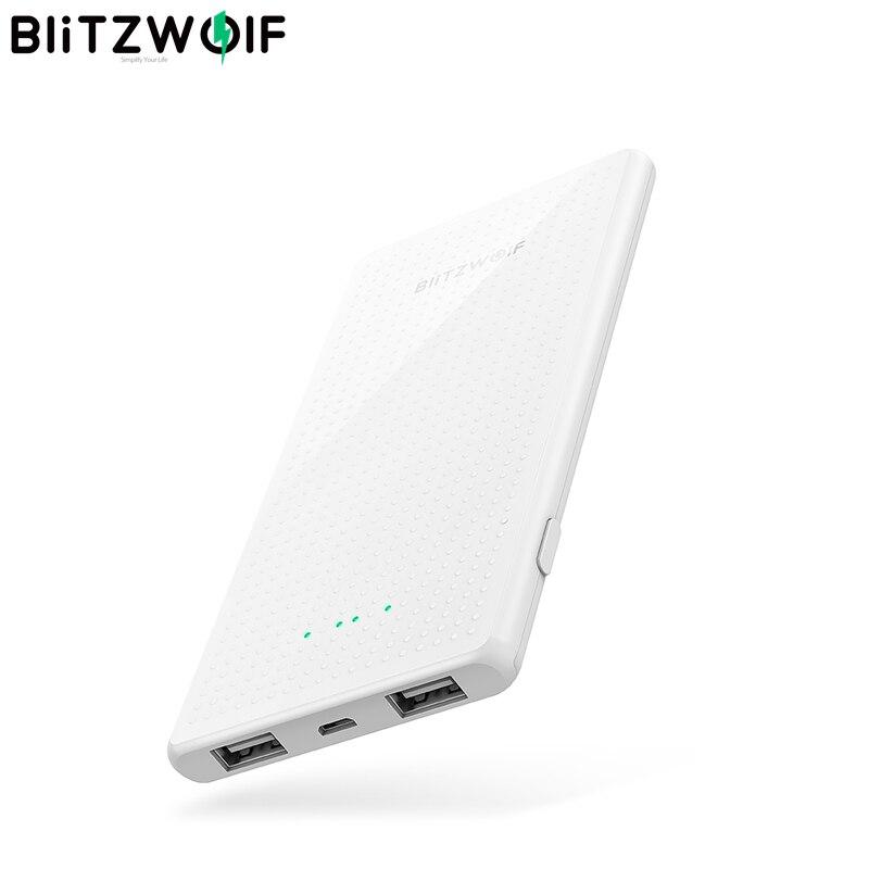 BlitzWolf BW-P7 5000 mAh - USB C