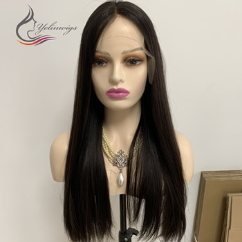 The Most Popular New Jewish Wig European Virgin Hair Lace Top Wig Jewish Wig Kosher Wig Best Lace Top In Stock Free Shipping