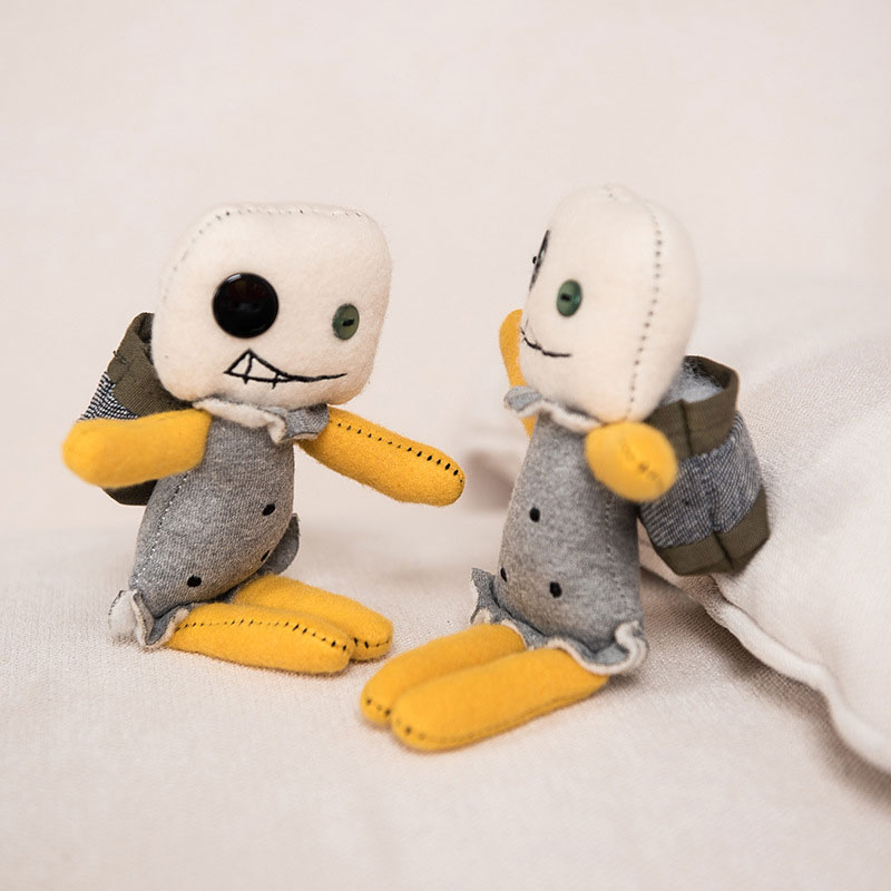 New Korean Drama It's Okay To Not Be Okay Nightmare Plush Doll Mang Tae Stuffed Toy Decor Drop Shipping