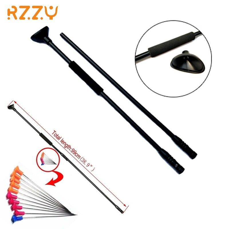 Novo tiro com arco e flecha preto estilingue adulto crianças agulhas de metal espuma conforto aperto descompressão brinquedo equipamento caça
