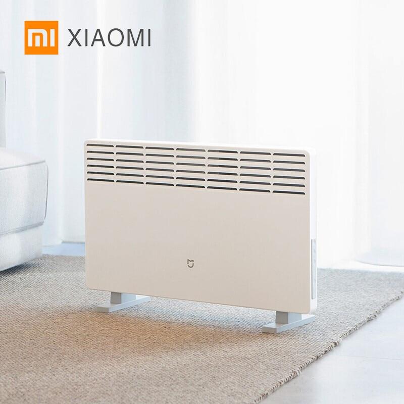 xiaomi mijia aquecedor eletrico quente 2200w aquecedores para casa quarto banheiro