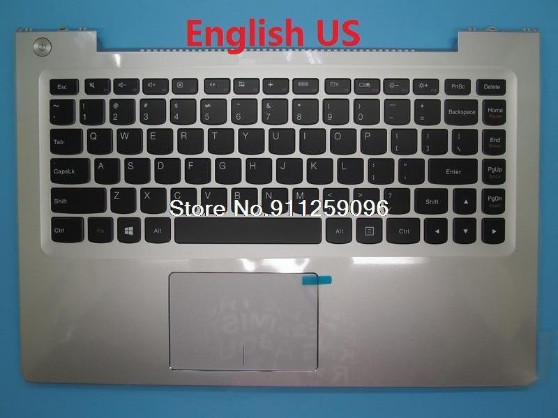 PalmRest & لوحة مفاتيح لينوفو U330P U330 اللمس U330T ألمانيا GR الإنجليزية الولايات المتحدة المملكة المتحدة المملكة المتحدة السويسري SW التشيكية تشيكوسل...