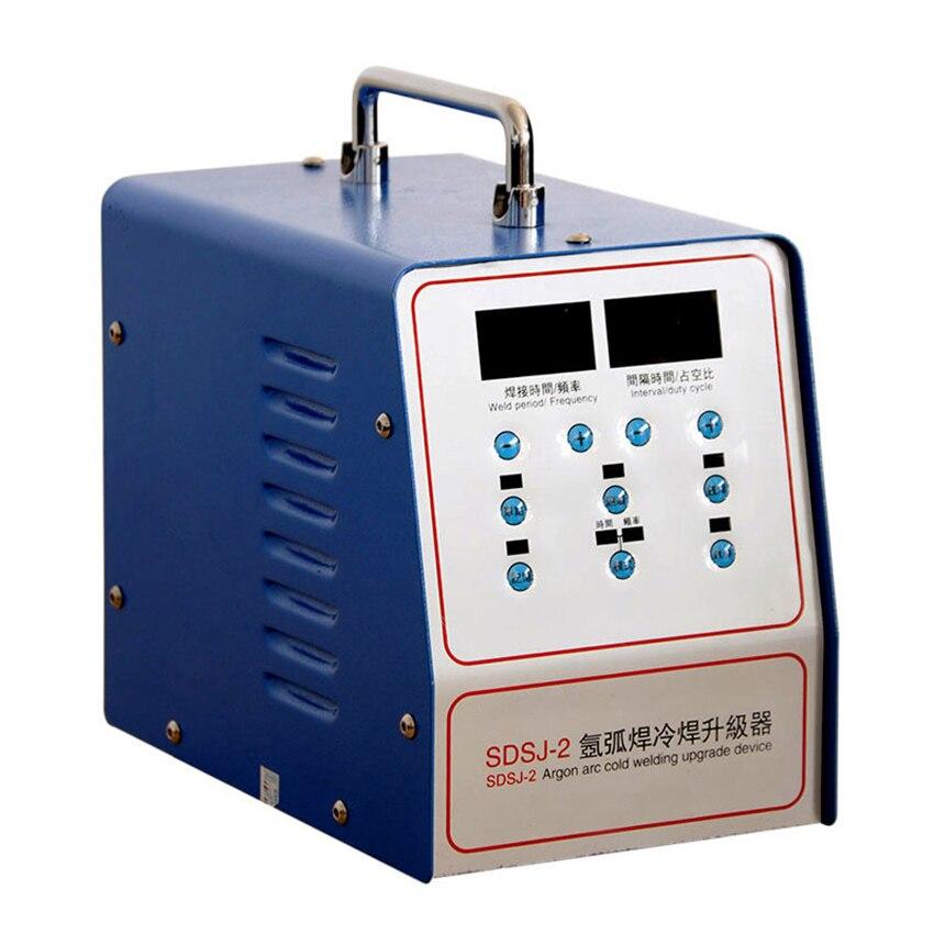 SDSJ-2 الأرجون قوس لحام ترقية تقليد الليزر الباردة لحام آلة تعديل الفولاذ المقاوم للصدأ ورقة العفن إصلاح بقعة لحام