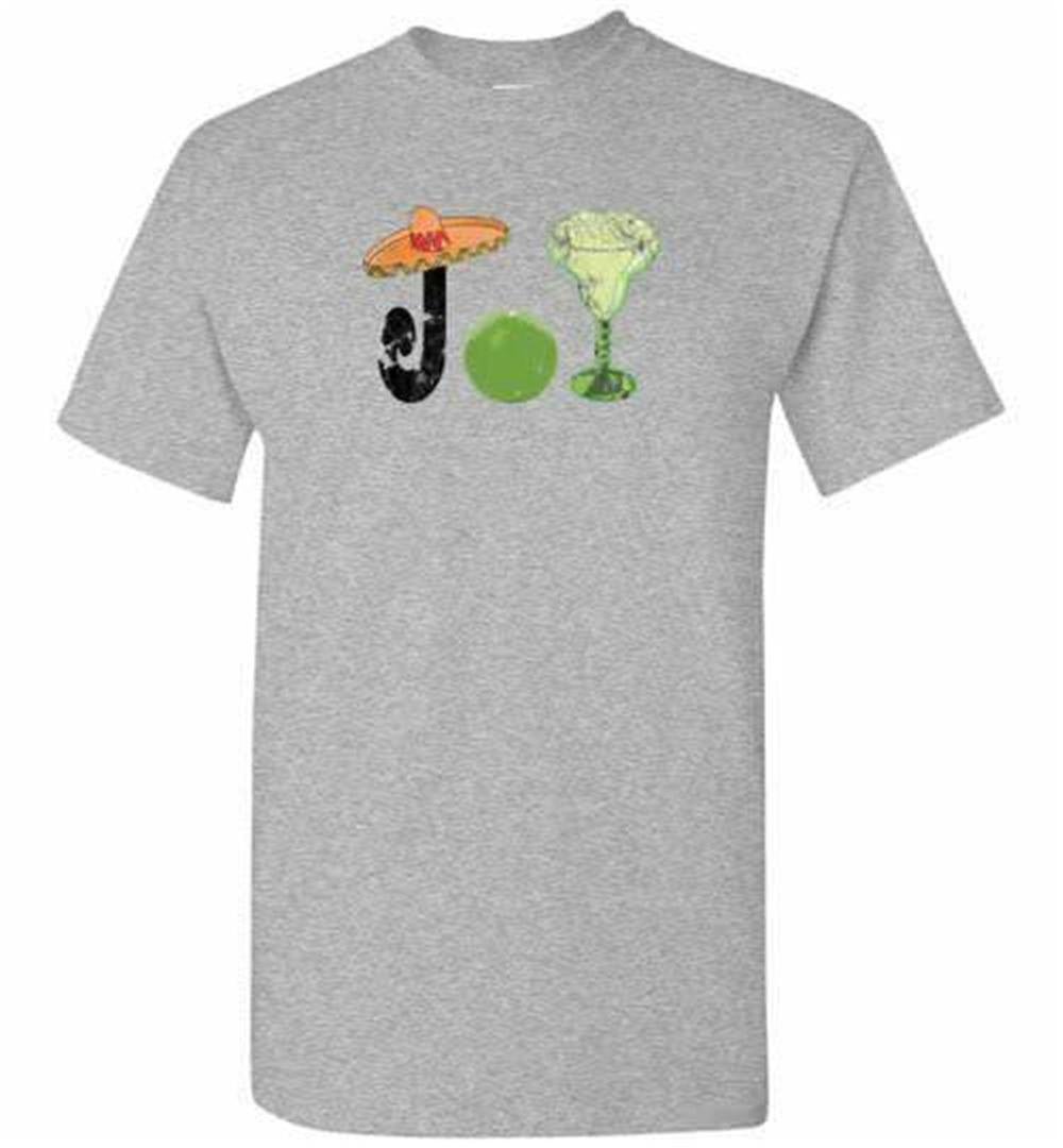 Joy divertida Siesta Lima Margarita bebiendo Cinco De Mayo camiseta transpirable Tops camiseta