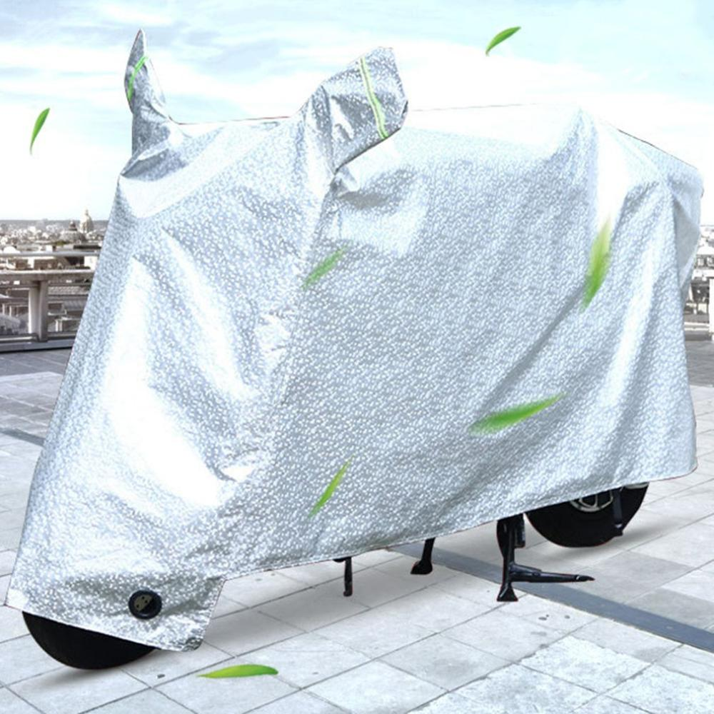 Electric Vehicle Car Cover Universal Bicycle Scooter Motorcycle Cover Car Clothing Rain Sun Protection Sunshade Cover
