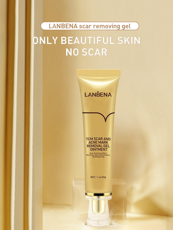Acne Scar Removal Cream Scar Gel Skin Repair Face Cream Acne Spots Acne Treatment Skin Care Whitening Stretch Marks недорого