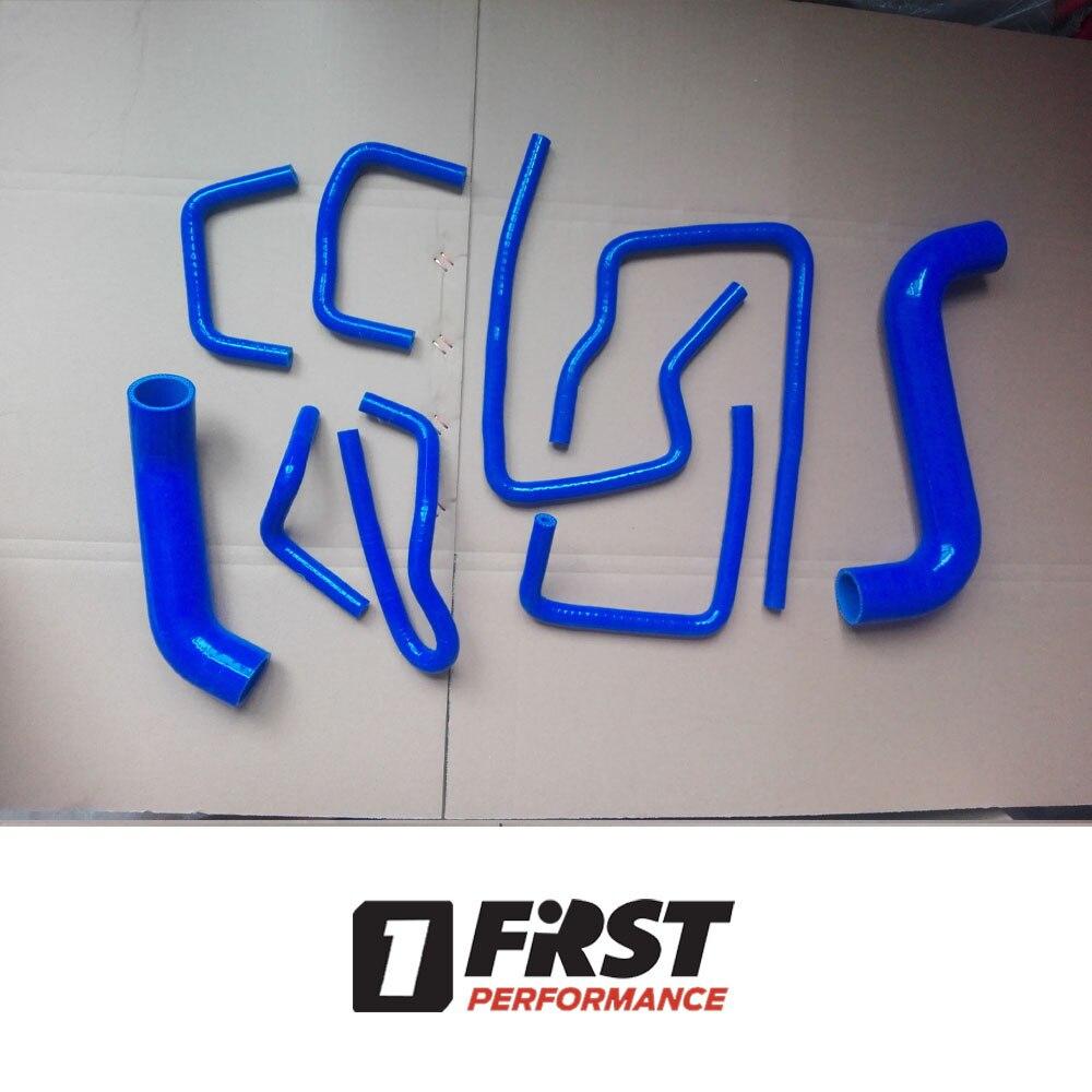 Набор силиконовых шлангов Coolent для Subaru Impreza WRX/STi GDA/GDB EJ20 02-07