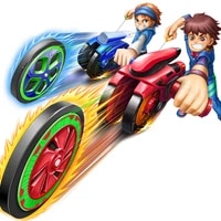2020 hot screaming magic whirlwind motorcycle wind fire wheel toy bounce launch spin back spinning top boys girls kids gift