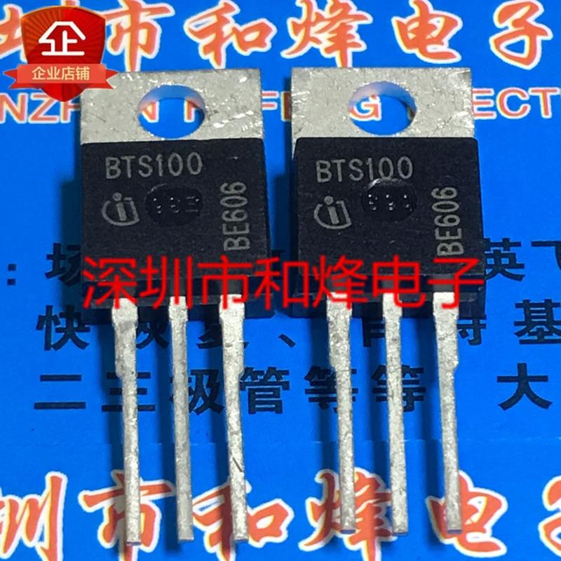100% novo & original bts100 para-220 -50v-8a