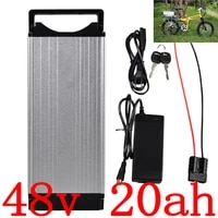 48v 1000w 2000w lithium battery 48v 20ah li ion battery pack 48v 15ah 20ah 25ah electric bike battery with 50a bms 2a charger