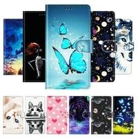 luxury wallet case for huawei y8p y7p y3 2017 phone case leather flip bumper for huawei y9a y9 2018 y7 prime 2018 2019 coques