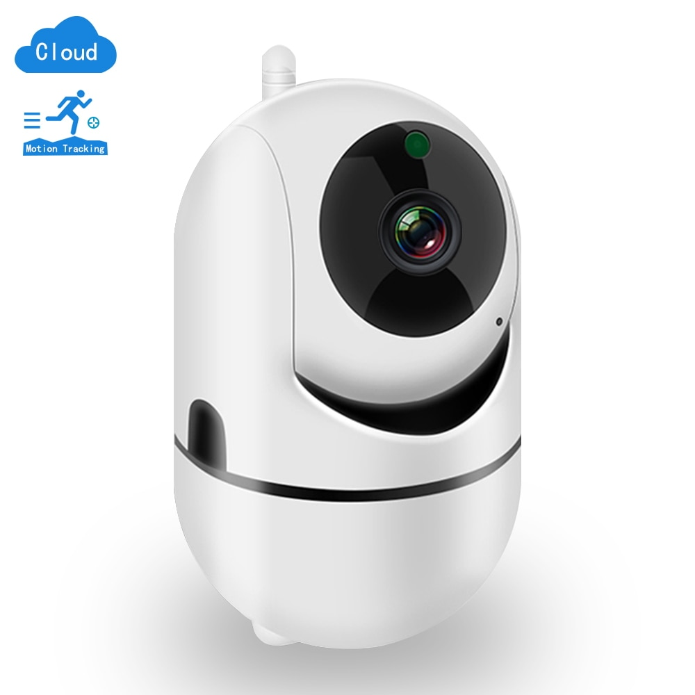 IP Camera Wifi 1080P HD Wireless Home Security Camera SD Card Cloud Storage Two Way Audio IR Night Vision Mini CCTV Surveillance