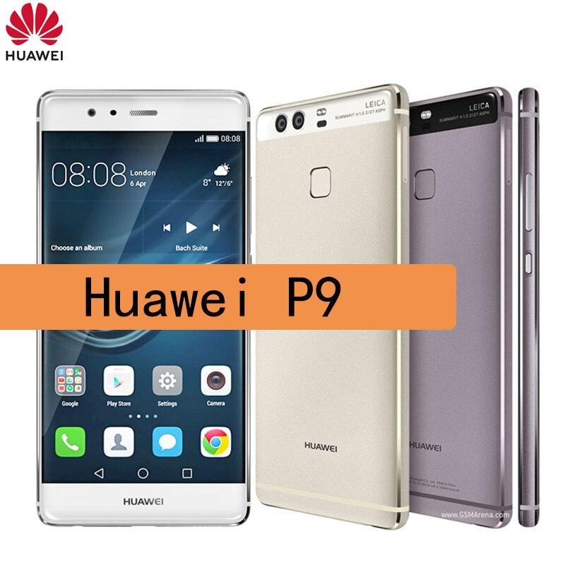 HuaWei P9 smartphone 3GB RAM 32GB ROM Kirin 955 Android 6.0 5.5