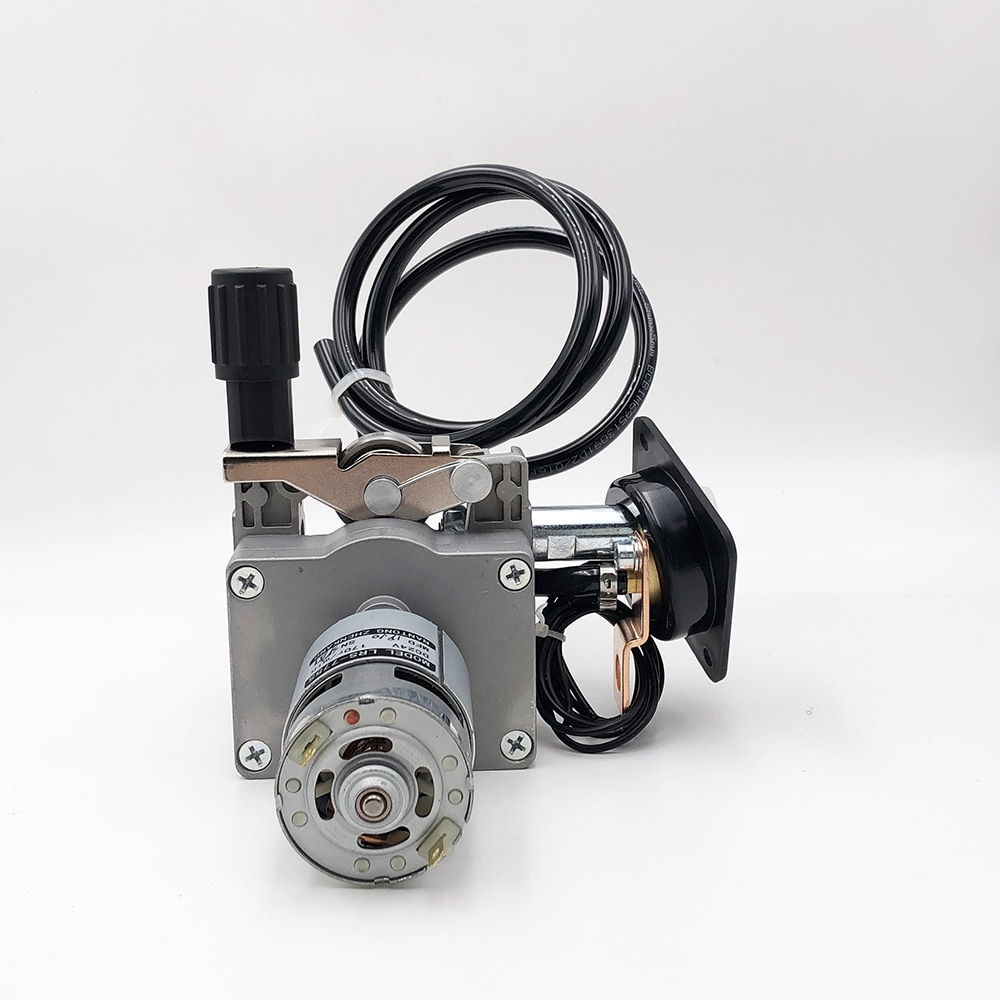 DC12V 0.8-1.0mm  ZK775S 775S LRS-775S Wire Feeder Assembly Wire Feeder Motor Driver MIG MAG Welder with Euro Connector