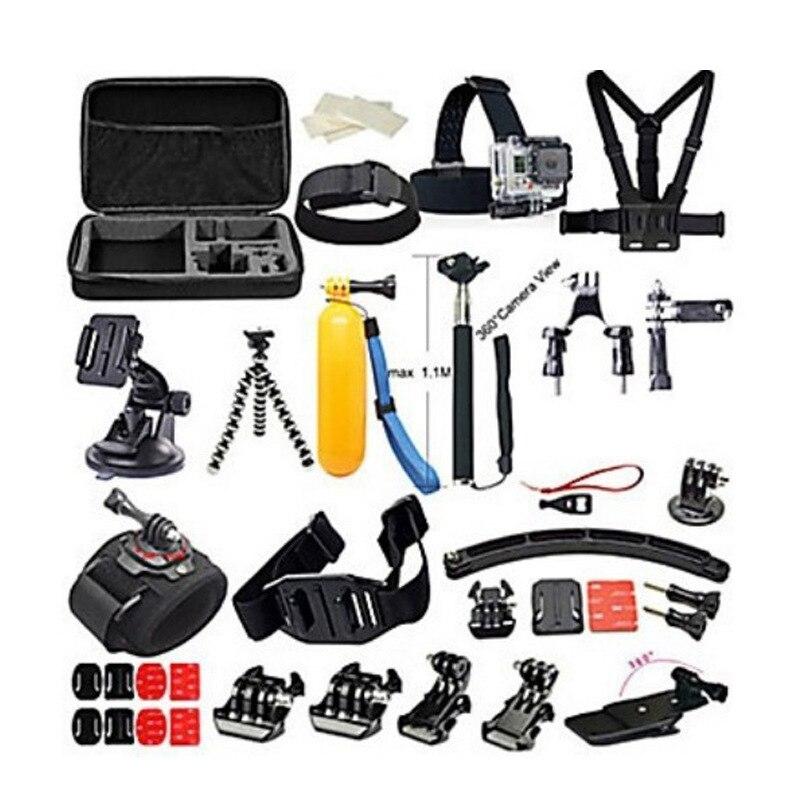 Kit de accesorios de cámara GoPro Hero 7, modelo de accesorios de...