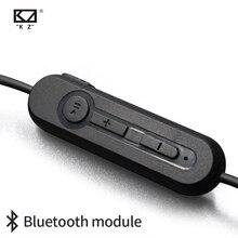 KZ ZST/ZS3/ZS5/AS10/ZS6/ZS10/ZSA/ES4 Bluetooth 4.2 Draadloze Upgrade module Kabel Afneembare Koord Geldt KZ Originele Hoofdtelefoon