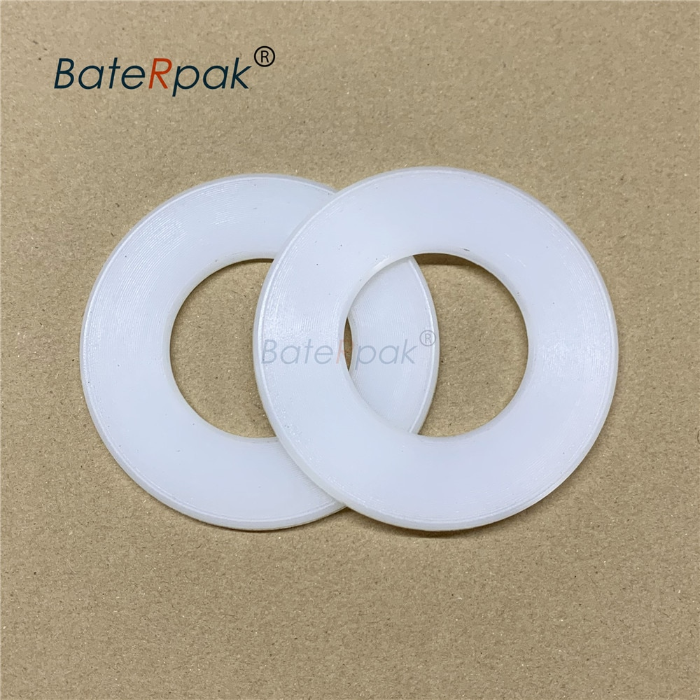 Nylon friction plate Semi automatic strapping machine parts,BateRpak bundling machine part,OD80mm ID40mm,4mm thickness2pcs price baterpak packway dsi semi automatic strapping machine heat transformer bundling machine control transformer 220v 1pcs price