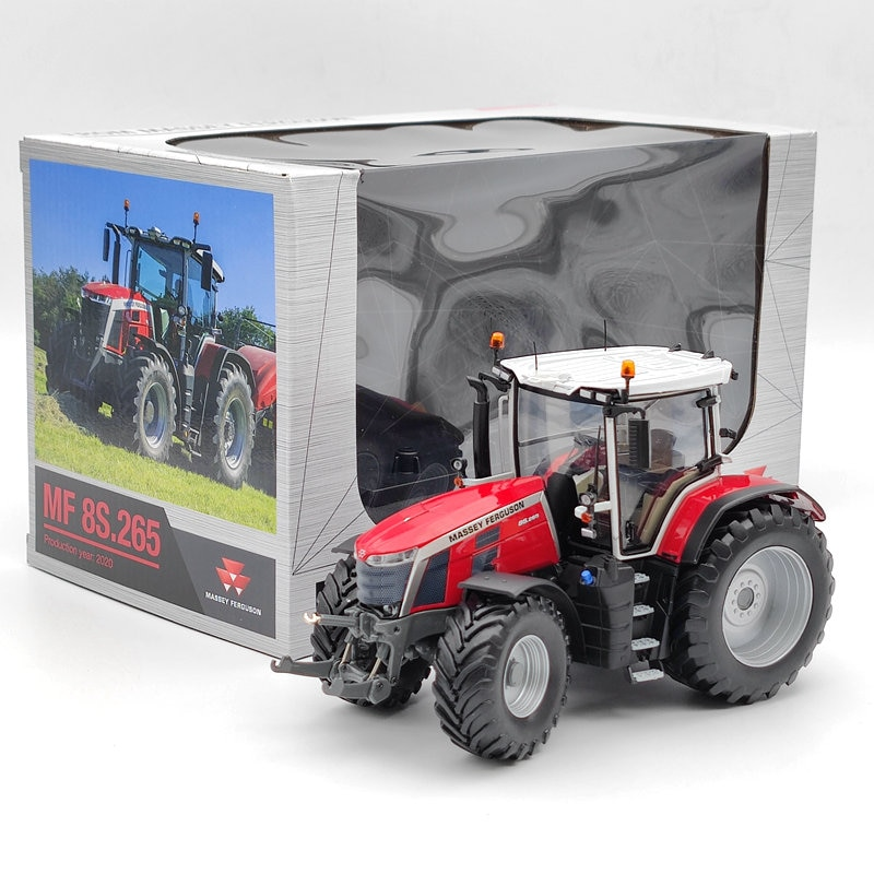 1:32 Scale Universal Hobbies UH6262 Massey Ferguson 8S.265 Diecast Tractor Models Collection  Gift hot sale 3429996m1 cross joint universal joint suitable for massey ferguson tractor parts