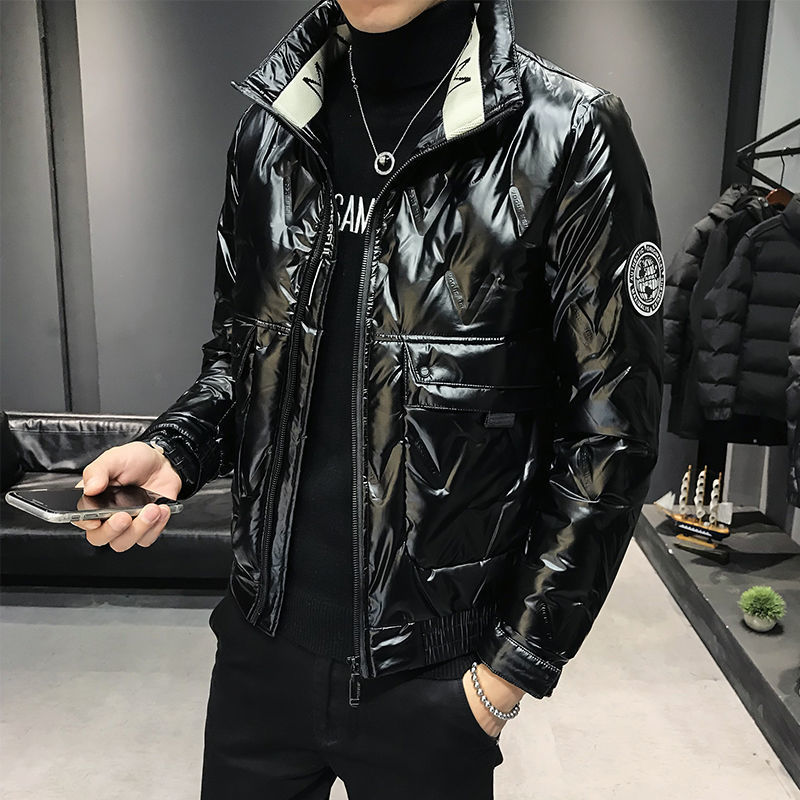 2020 Men's Winter Down Coats Casual Down Jacket thick and Warm Men's Winter Clothing White Duck Down New design high quality