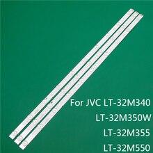 LED TV Beleuchtung Für JVC LT-32M340 LT-32M350W LT-32M355 LT-32M550 Led-hintergrundbeleuchtung Bar Streifen Linie Lineale LSC320AN10-H LC320DXJ