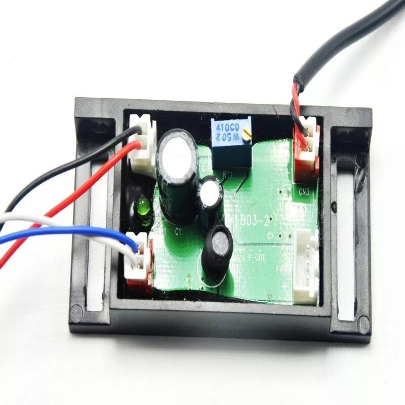 100 мВт 405 нм фиолетовый синий лазер диод модуль 18x45 мм точка точка лазеры DC12V