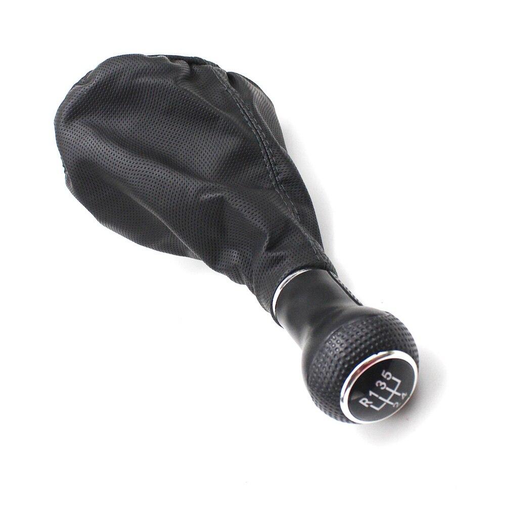 LARBLL 5 perilla de cambio de velocidad Gaiter con cubierta de polvo...
