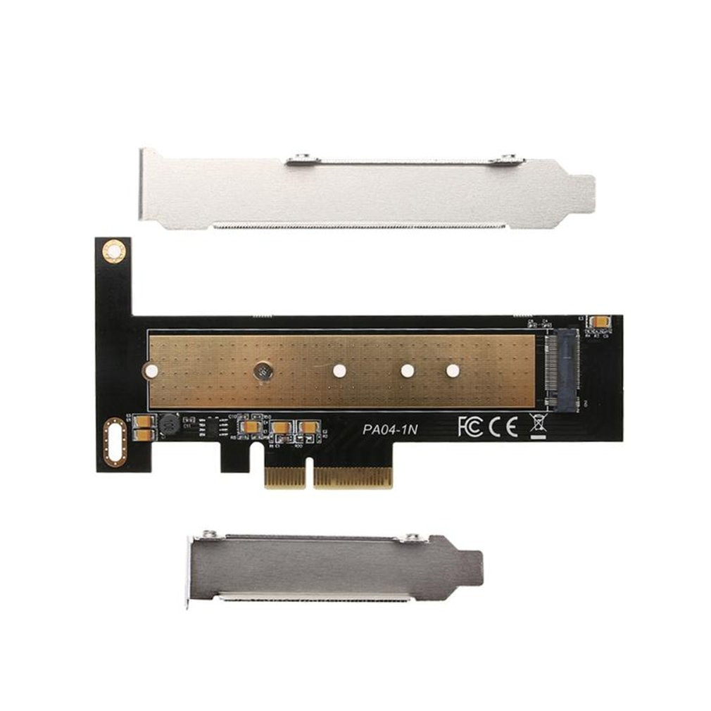 Tarjetas PCIE a M2 adaptador M2 PCI Express Raiser NVME SSD M2 PCIE adaptador SSD M2 tarjeta elevadora PCIE3.0 X4 para Mac Pro
