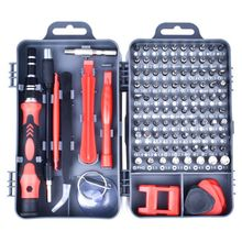 115 in 1 Screwdriver Set Mini Precision Screwdriver Multi Computer PC Mobile Phone Device Repair Hand Home Tools