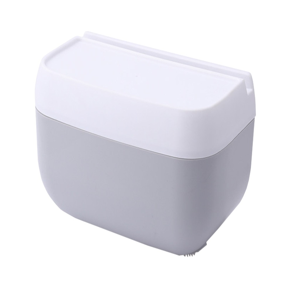 Creativity Toilet Paper Holders Waterproof Simplicity Wall Mount Toilet Paper Holders Papier Toaletowy Bathroom Storage DK50TP enlarge