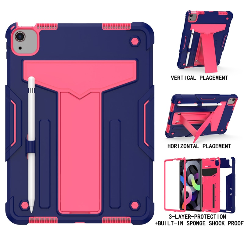 For A2230) Case Heavy A2231 A2068 pro 2020 Shock 11 Protective iPad (A2228 11 Proof inch Duty