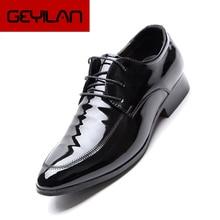 Brand Men Shoes England Trend Casual Shoes Male Suede Oxford Leather Dress Shoes Zapatillas Men Flats Plus Big Size Snakers Man