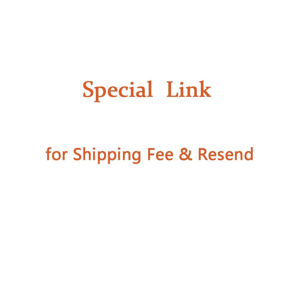 Специальная ссылка для платы за доставку и повторной отправки