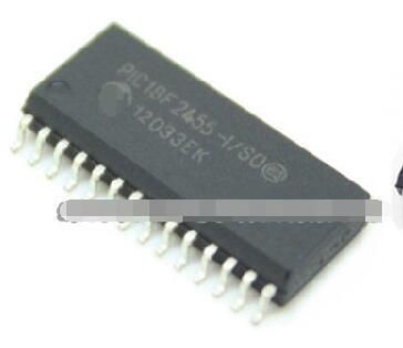 IC 100% nuevo envío gratis PIC18F2455-I/así que PIC18F2455-I/SP DSPIC33FJ128MC506A-E/PT MCP604-I/SL MCP604-I/P MAX738ACWE