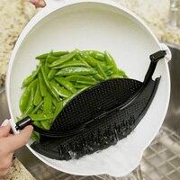 Кухонная миска для комфортной готовки на кухне, супруга оценит