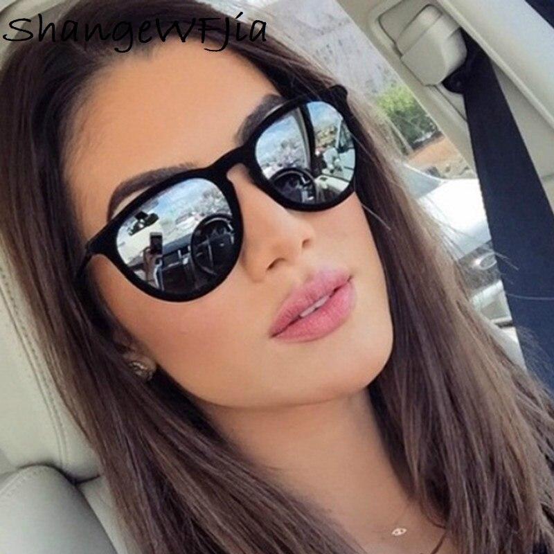 Clásico de 2020 irregula gafas de sol de las mujeres hombres, diseñador de marca, lentes de sol ojo de gato estilo estrella los rayos de sol de protección Glasse