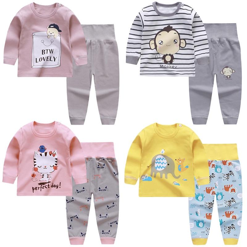 Детский комплект из футболки и шортов, на весну и осень