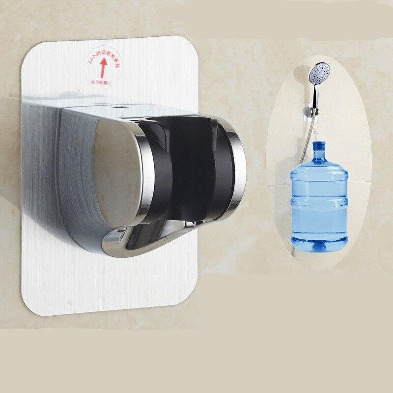 Soporte de cabezal de ducha montado en la pared... accesorio de ajustable...