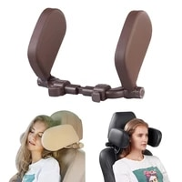 car headrest nap supportfitted seat pillow car functional travel car accessories for adultscar head rest childsafe car seat