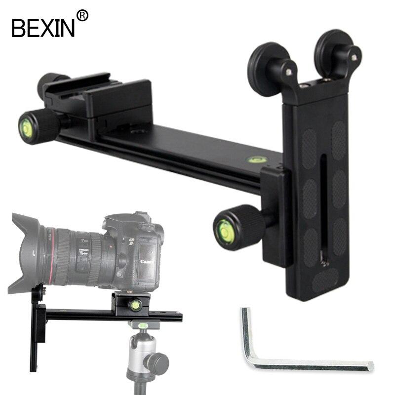 L200 Telephoto lens support telephoto bracket accessories long lens mount adapter sliding track for dslr camera tripod ballhead