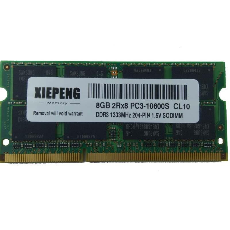 ل أيسر TravelMate TMP653 TMP643 TMP633 TMP243 TM8572 محمول RAM 8GB 2Rx8 PC3-10600S DDR3 1333MHz 4gb pc3 8500 1066 الذاكرة